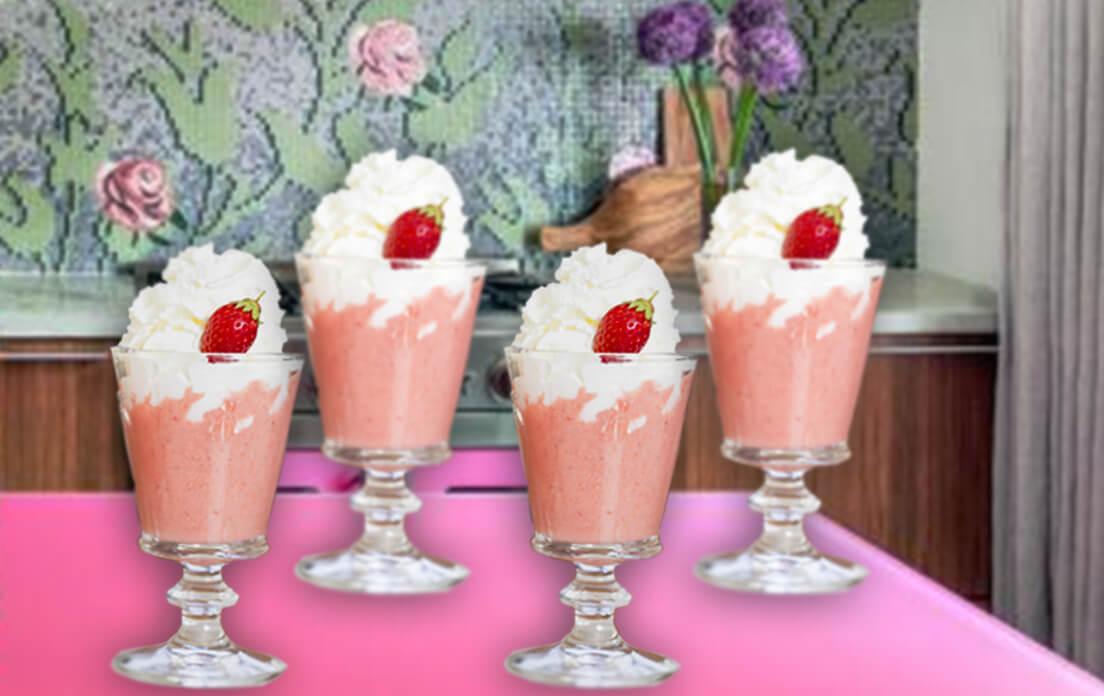 Strawberry Milk Mix