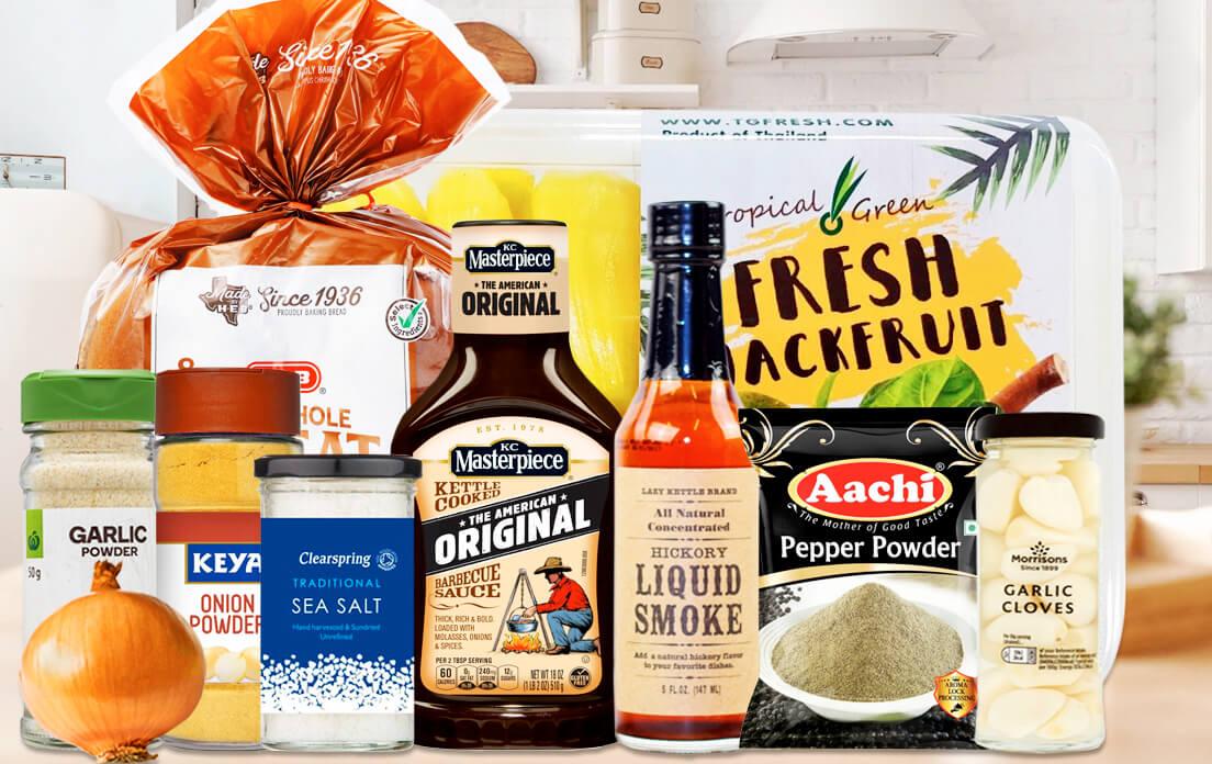 Ingredients 3 Best Recipe with Jackfruit