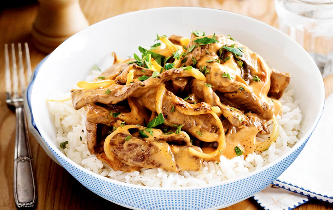 Best Classic Beef Stroganoff Recipe Winner