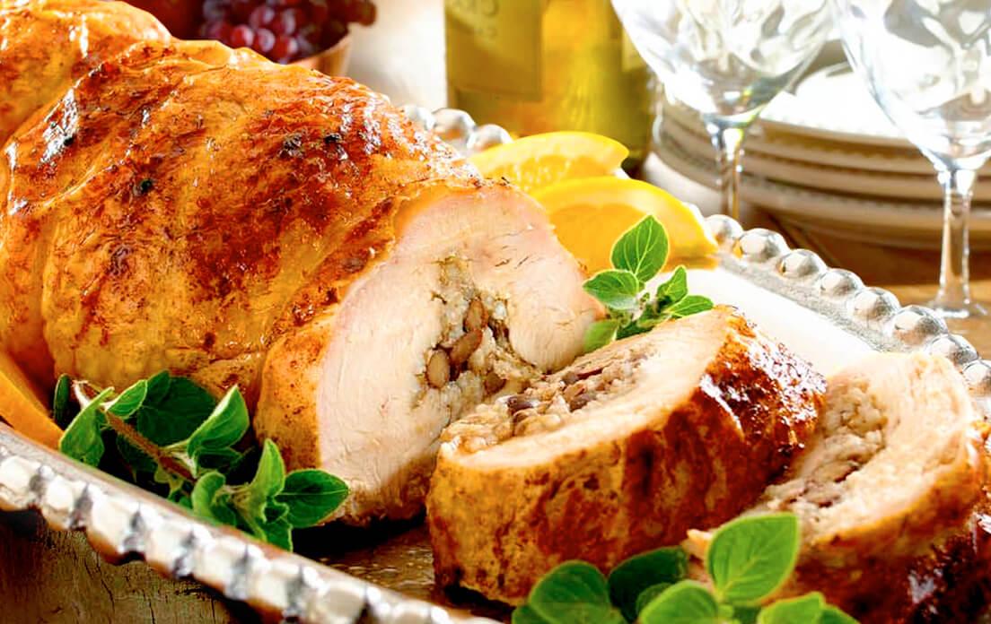 Thanksgiving Day Dinner Recipes
