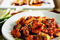 Garlic Teriyaki Chicken Stir Fry