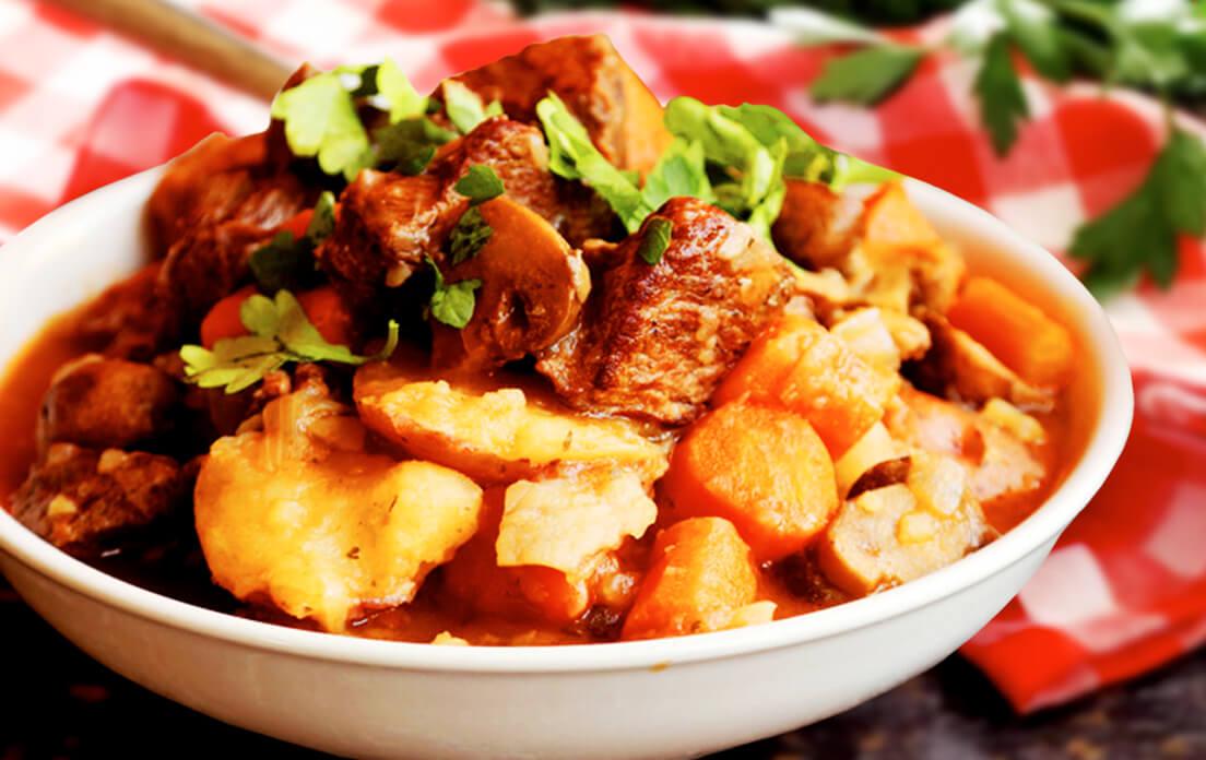 Slow Cooker Irish Instant Pot Beef Stew