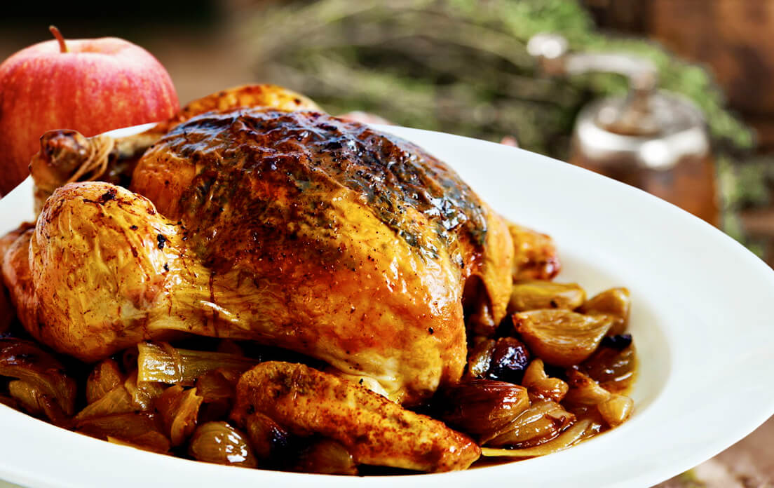 Slow Cooker Roast Chicken Whole Breasts