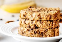 Best Moist Healthy Vegan Banana Bread