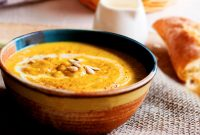 Caramelized Butternut Squash Soup