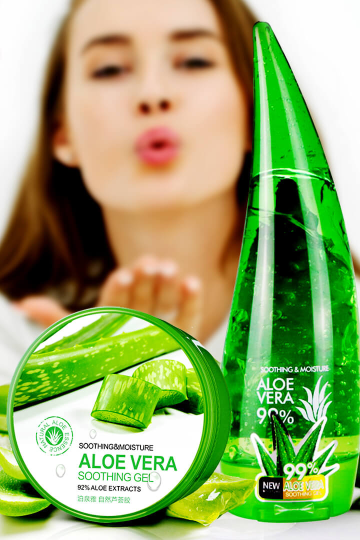 aloe vera gel benefits for lips