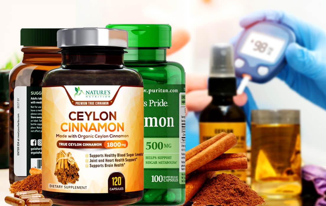 benefits of the cinnamon supplement