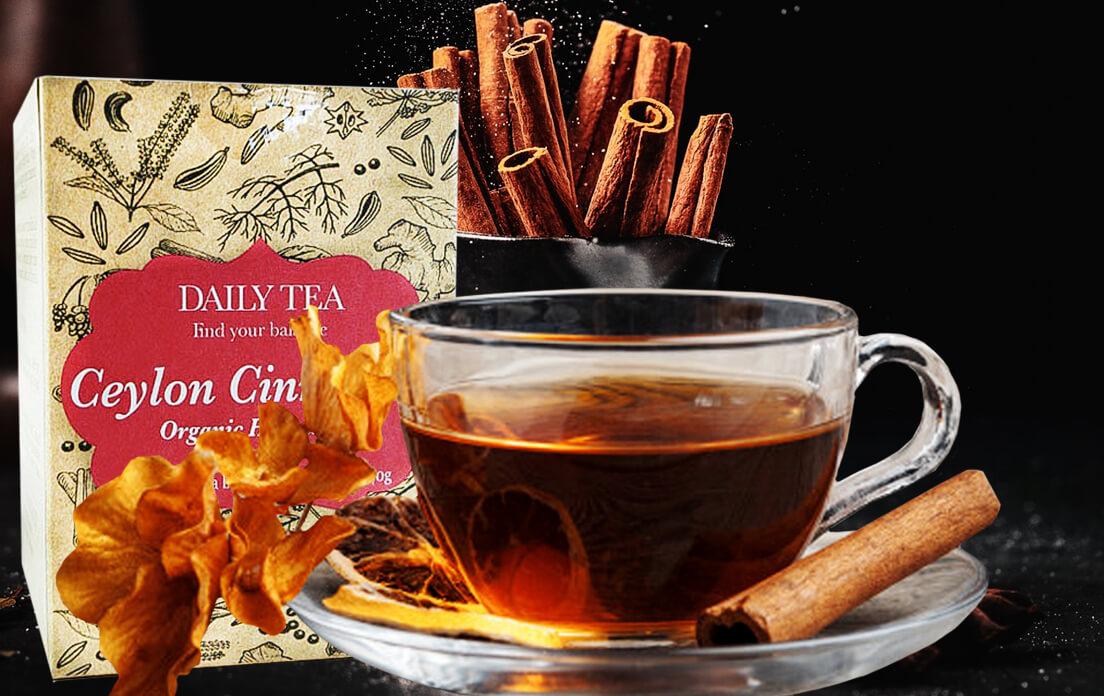 Benefits of cinnamon tea daily