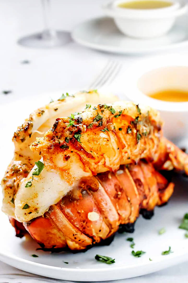 Broiled Lobster Tails Recipe Old Bay