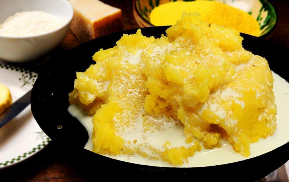 Cornmeal Mush Recipe Milk
