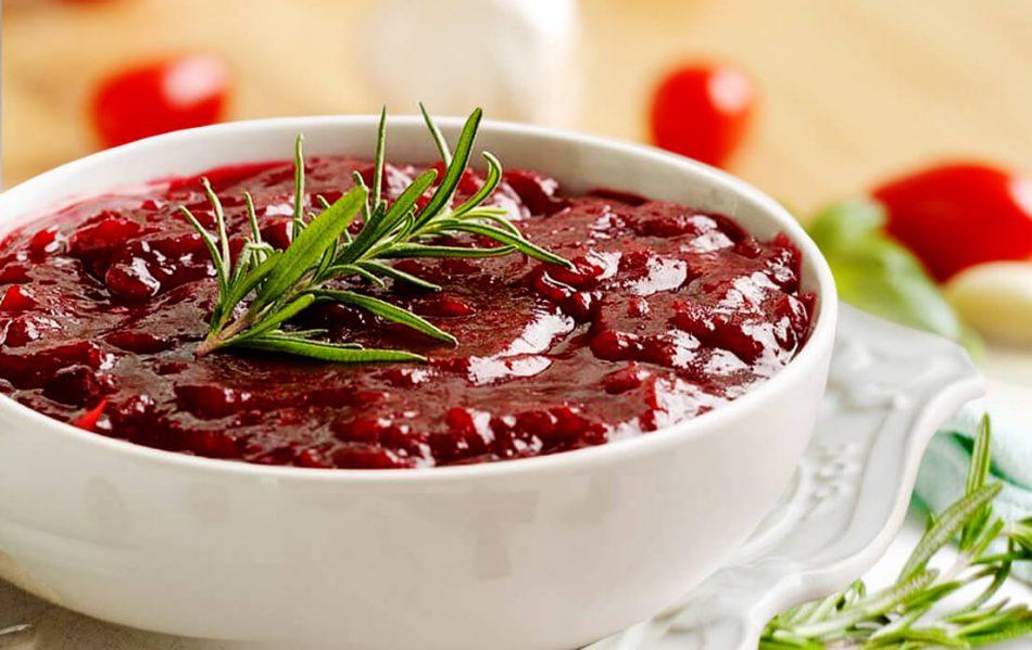 Cranberry Sauce Homemade Serious Eats