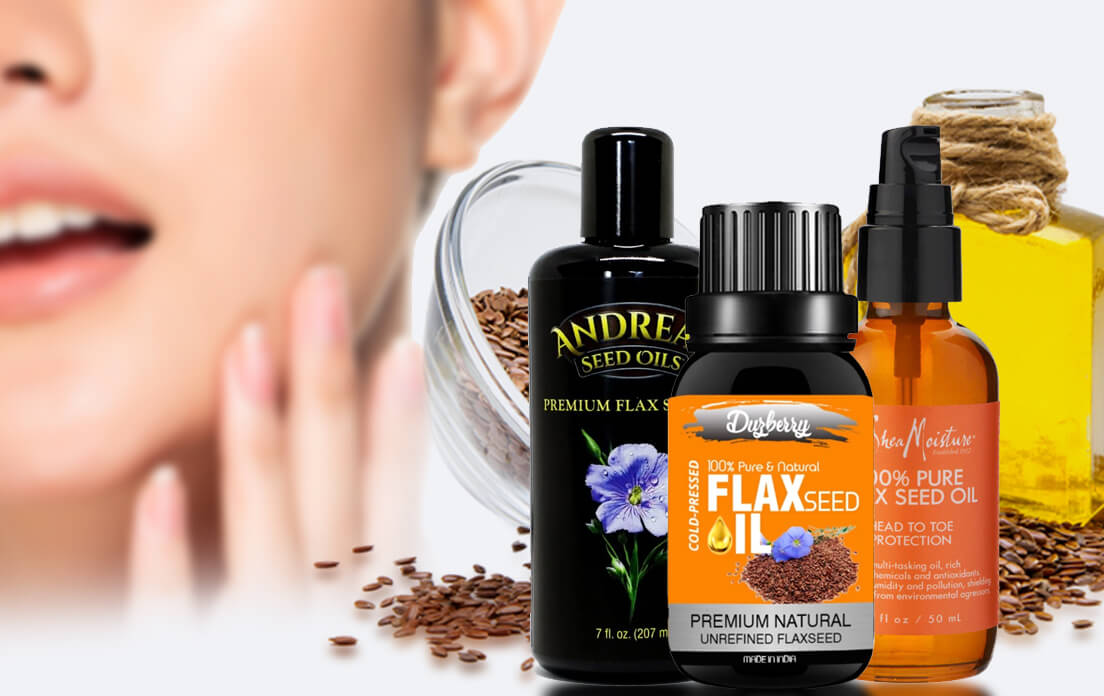 flax seeds health benefits skin