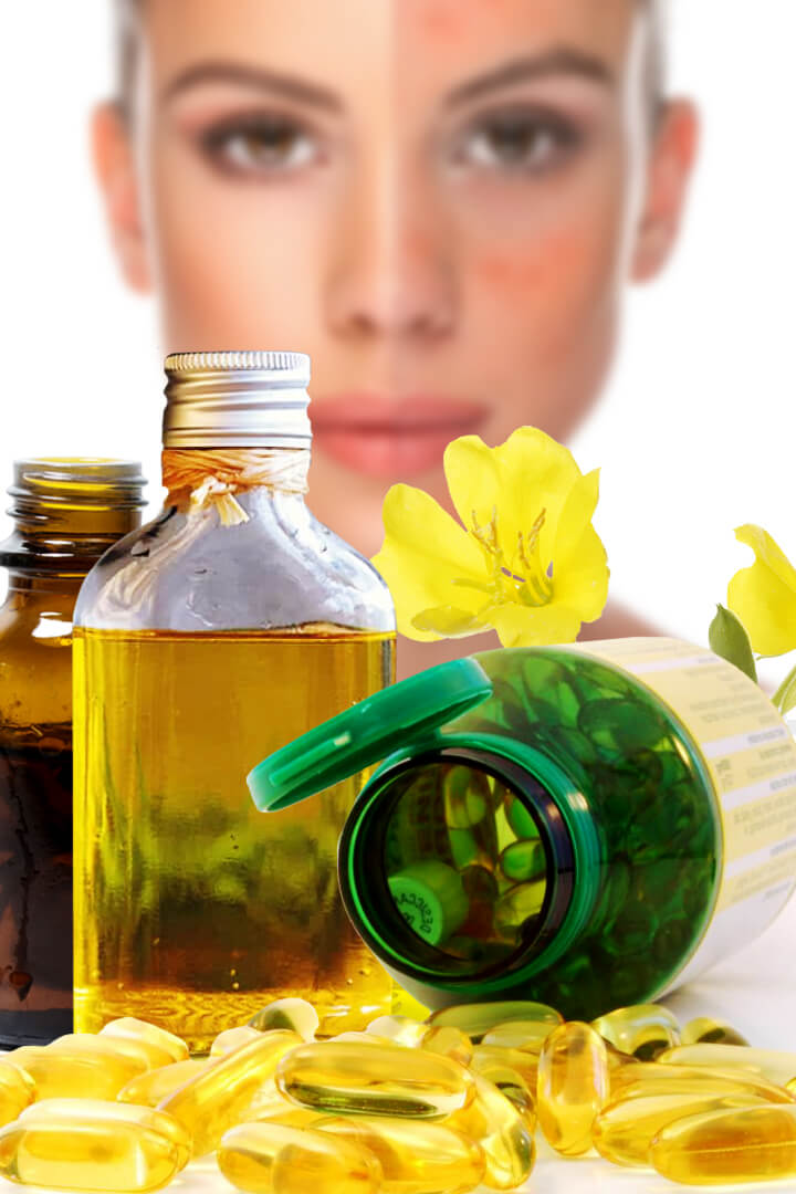 Primrose Oil Benefits Breast, Face and For Vagina