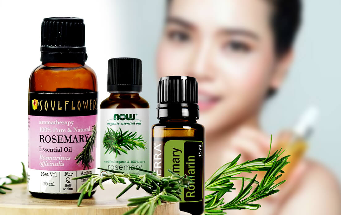 Rosemary oil benefits skin and beauty