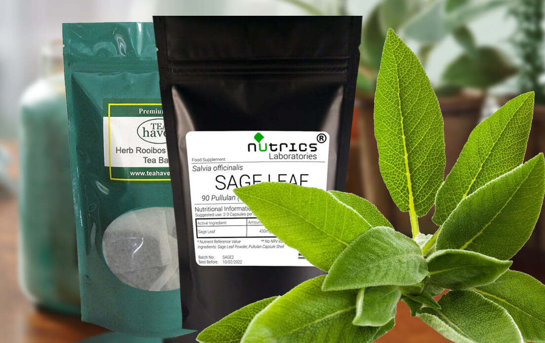 Sage For Toothache