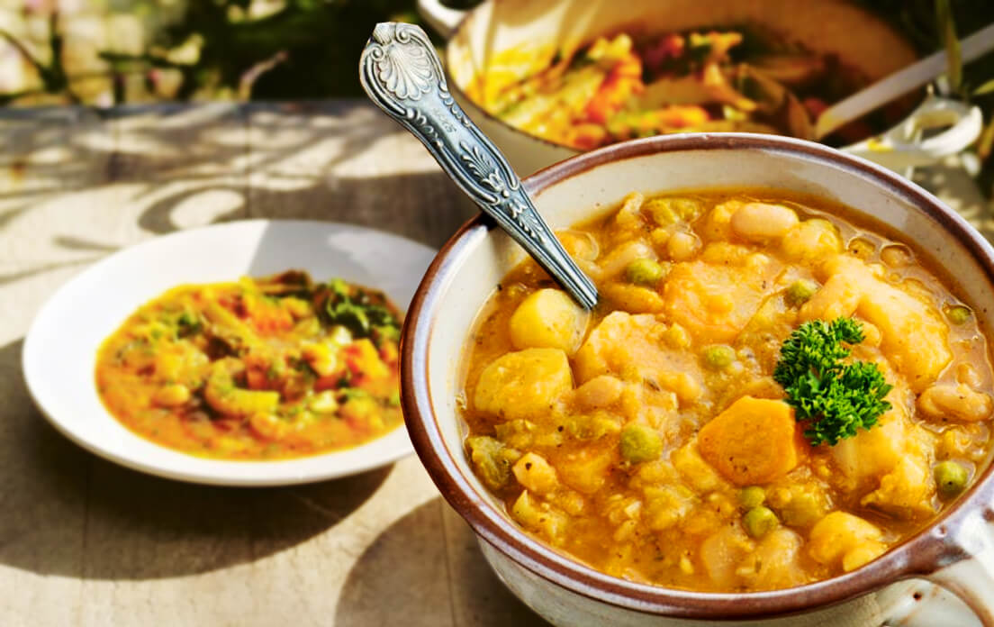 Stew Recipe With Turnips and Rutabaga