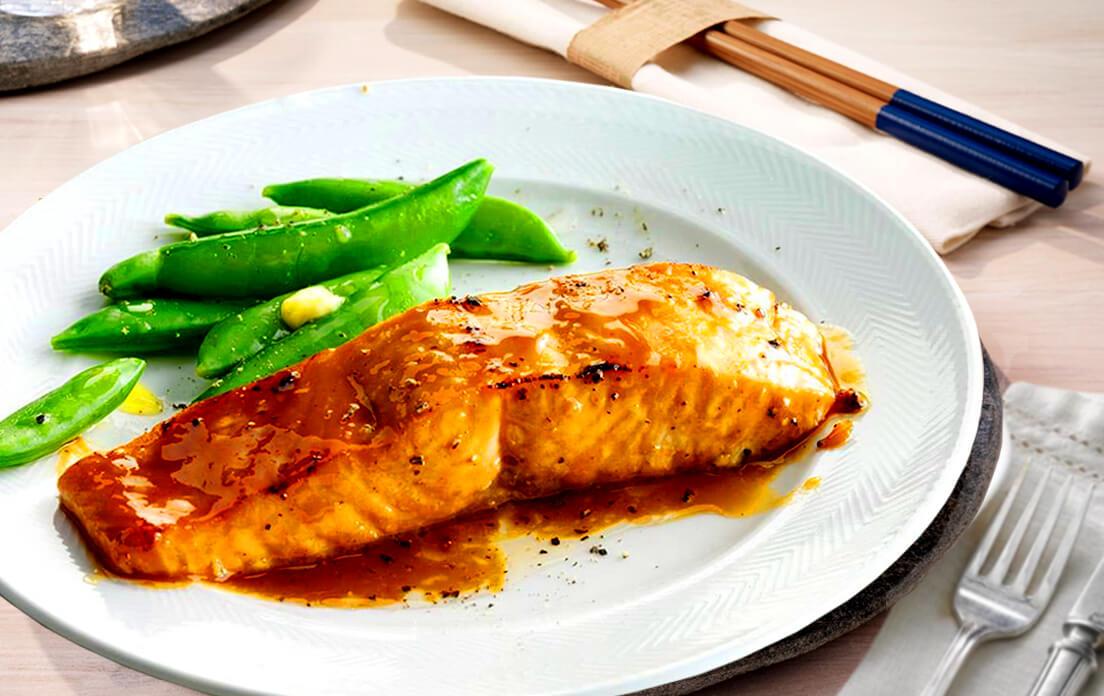 Teriyaki Salmon Recipe Hawaii