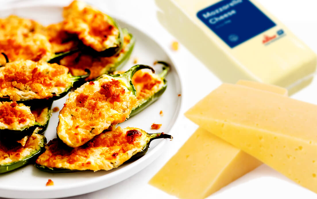 jalapeno poppers recipe with cheddar