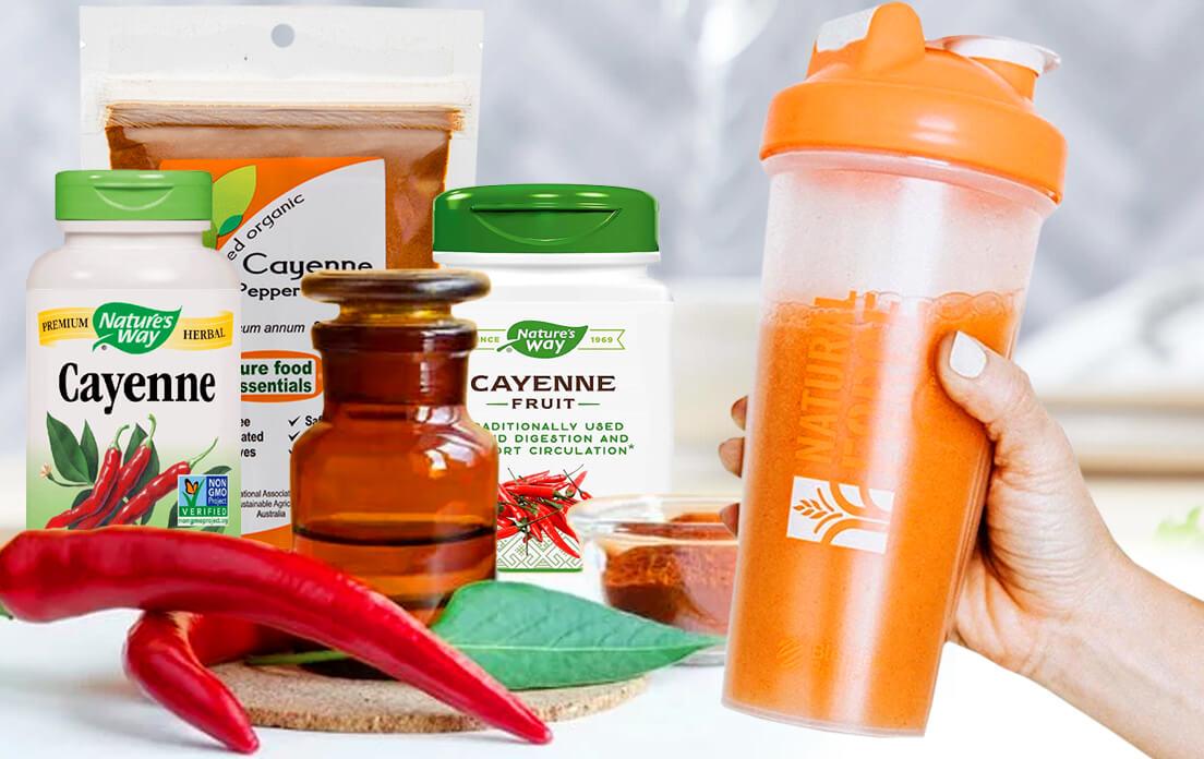 cayenne pepper health benefits dosage
