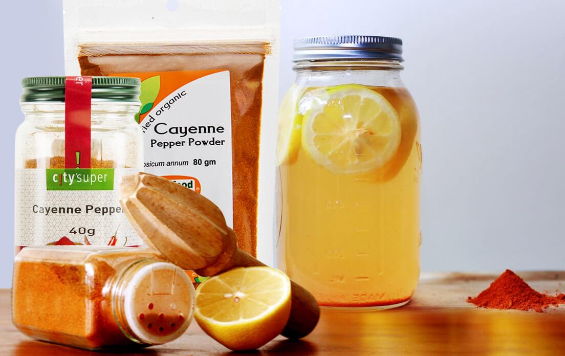 cayenne pepper health benefits drink