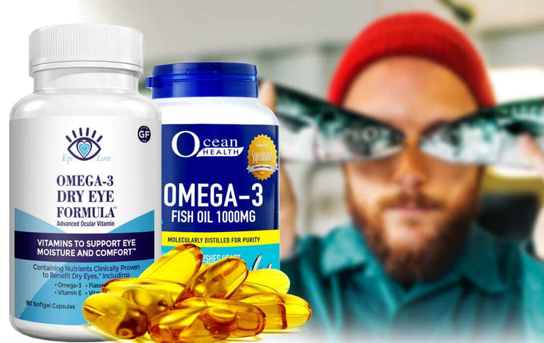 omega 3 benefits for eyes