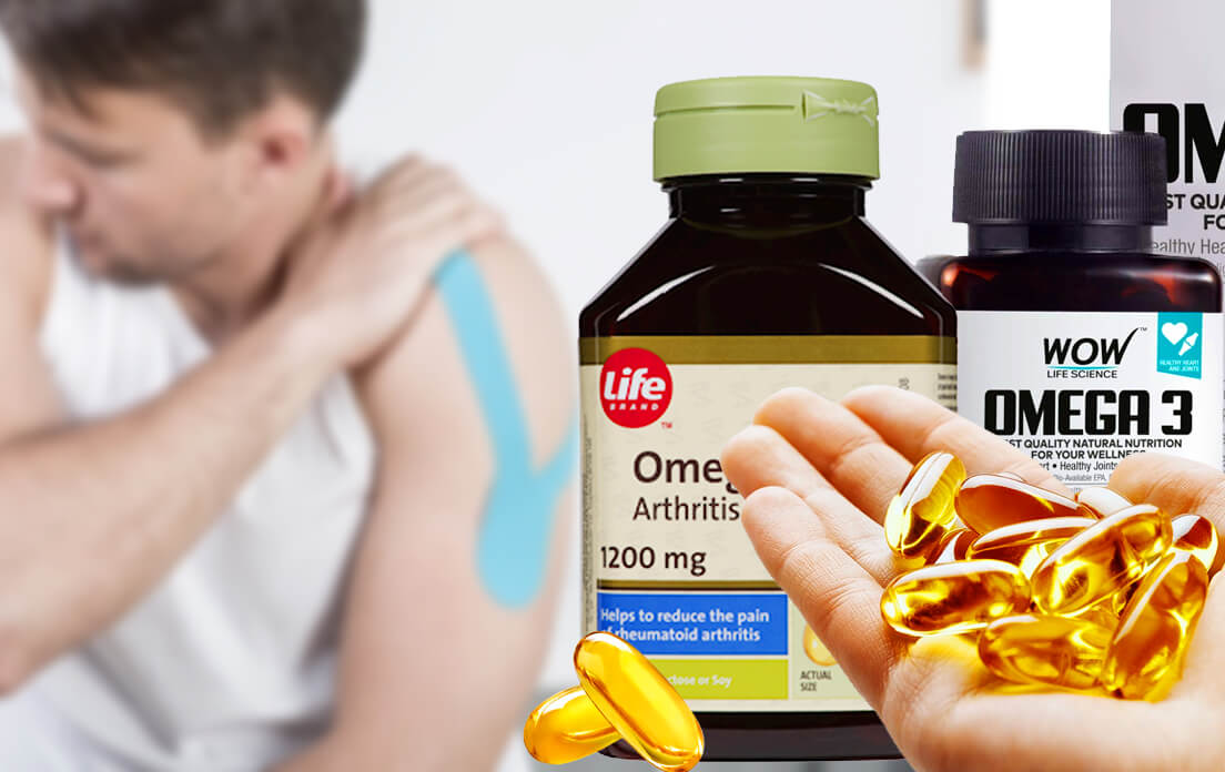 omega 3 benefits for pain