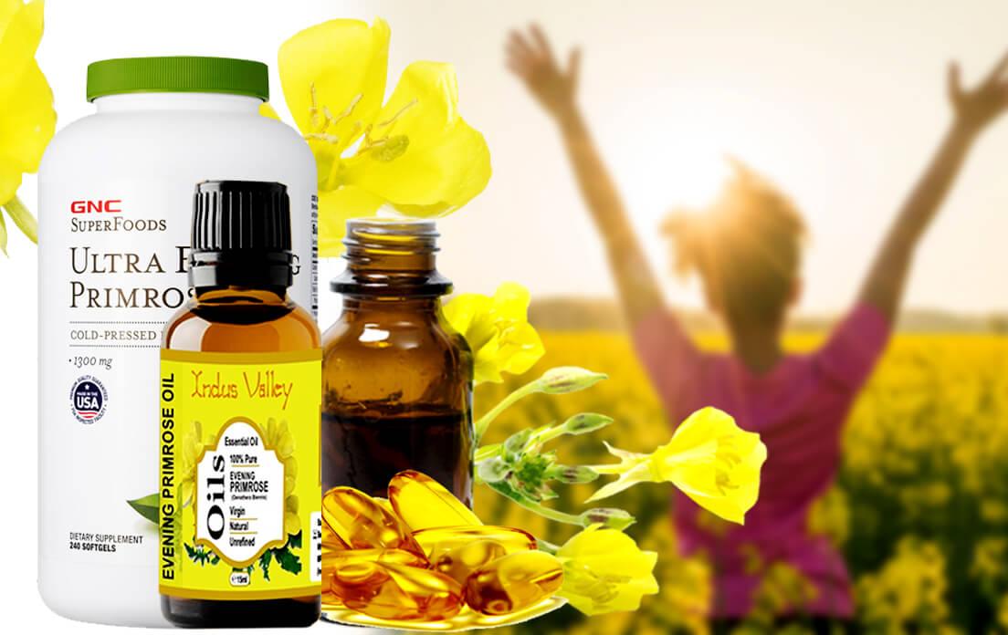 primrose oil benefits the healthy