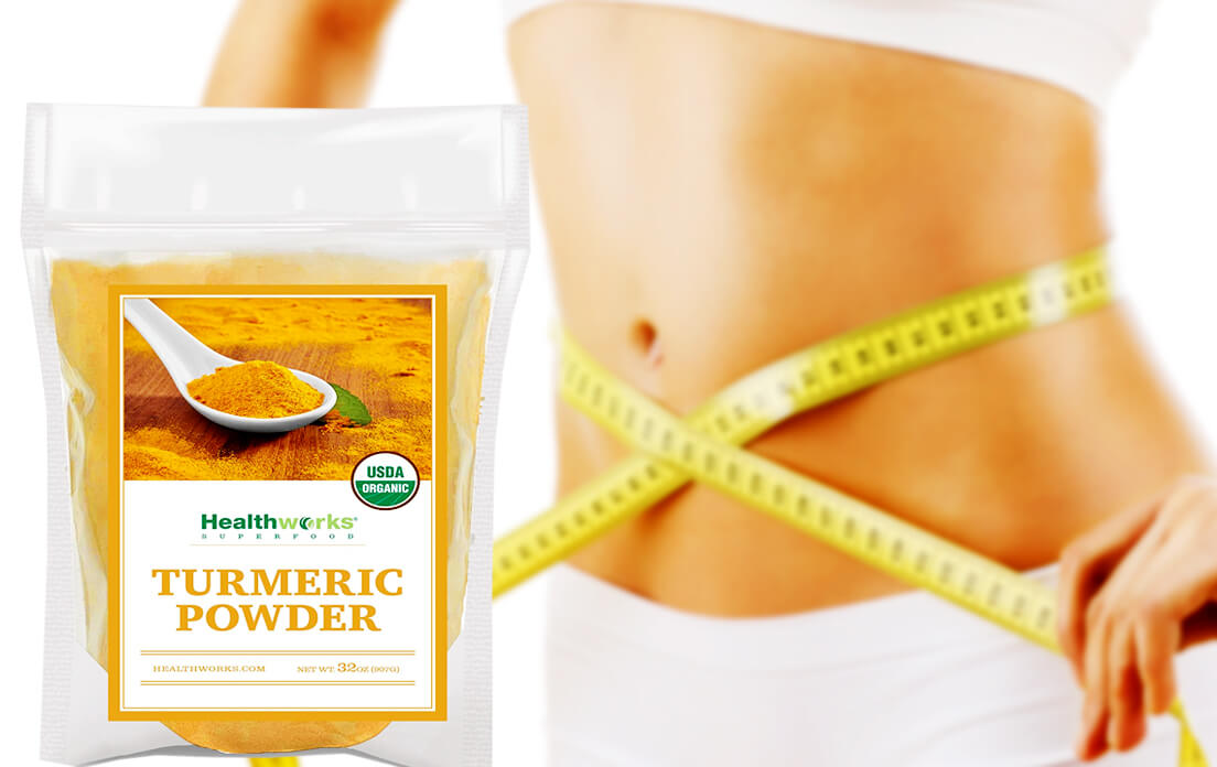 turmeric tea for belly fat reduction
