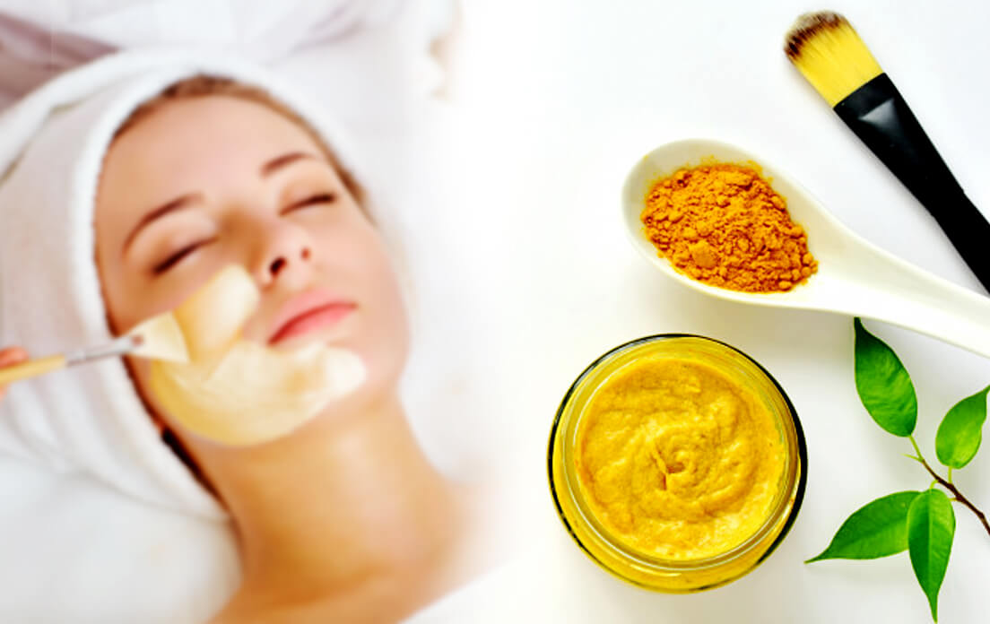 turmeric tea for skin
