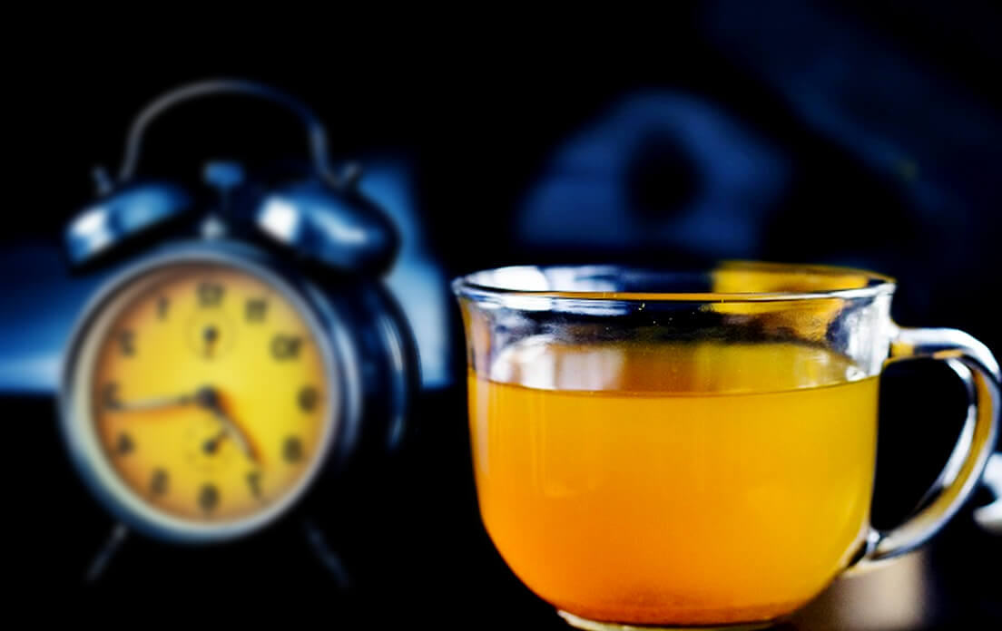 turmeric tea for sleeping