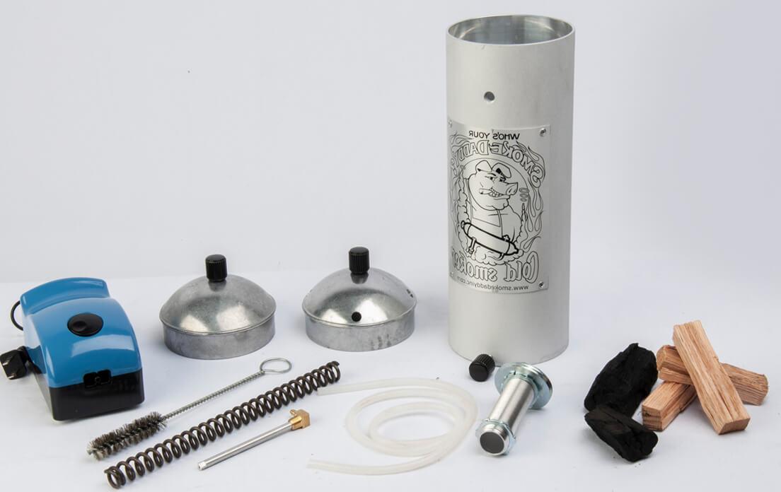 Best Cold Smoker Kahuna Generator