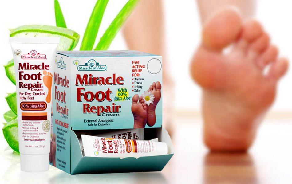 diabetic foot cream
