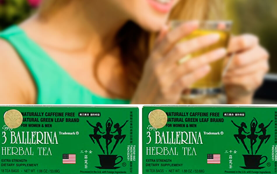 why 3 ballerina tea is so good for weight loss