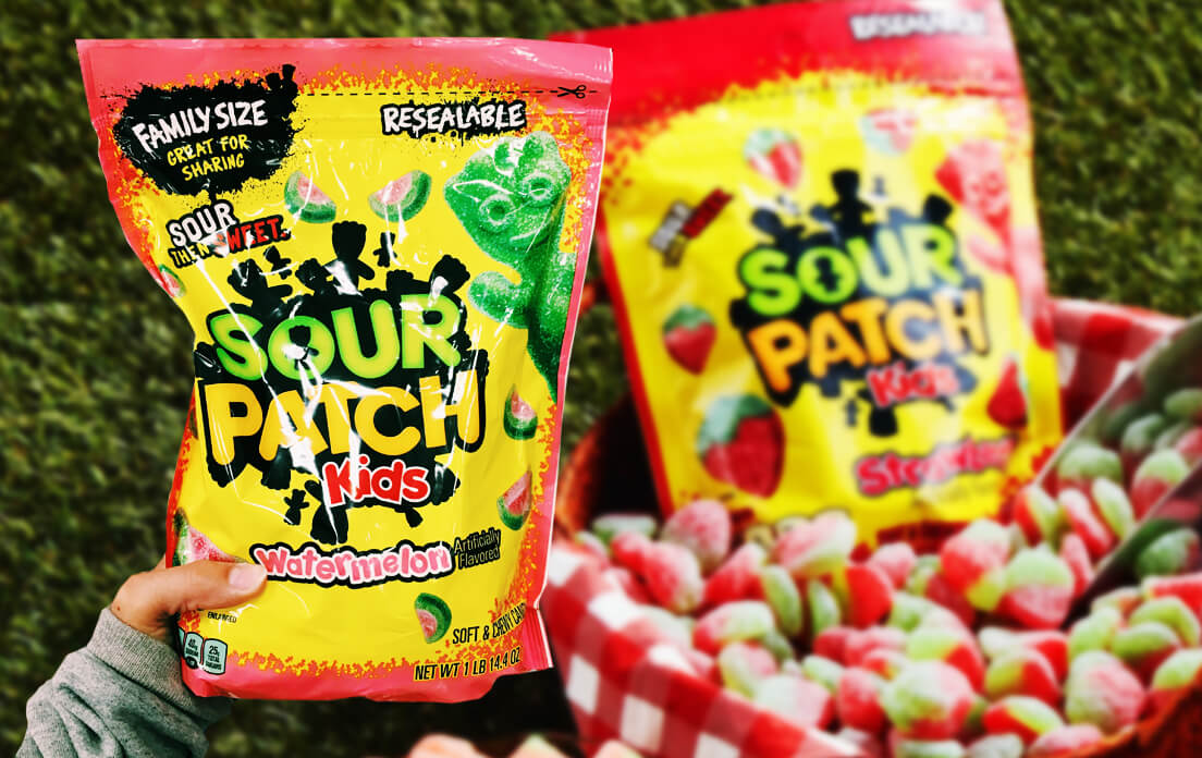 Are Sour Patch Kids