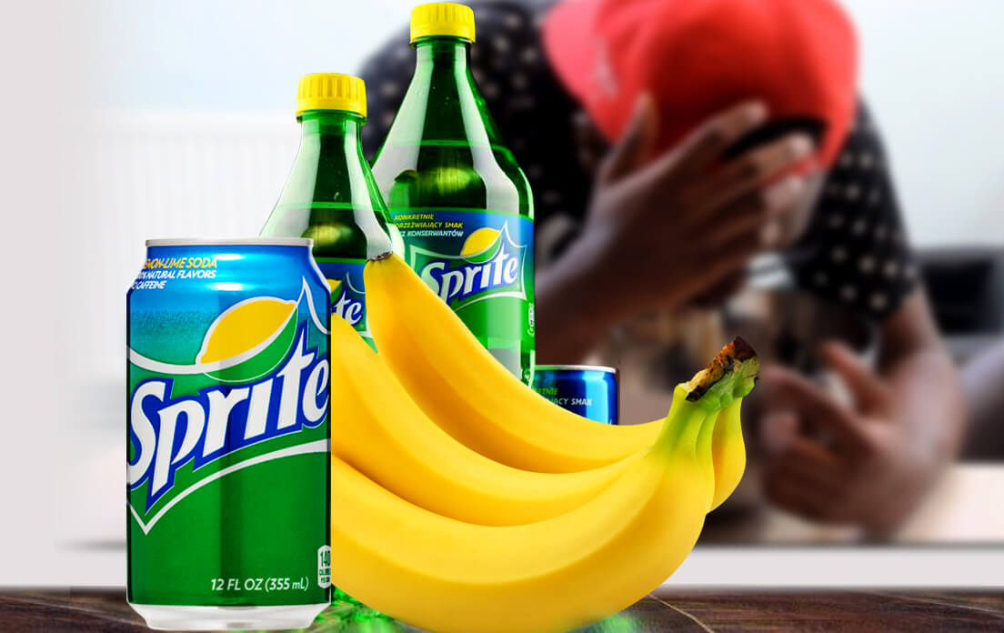 Banana and Sprite Challenges