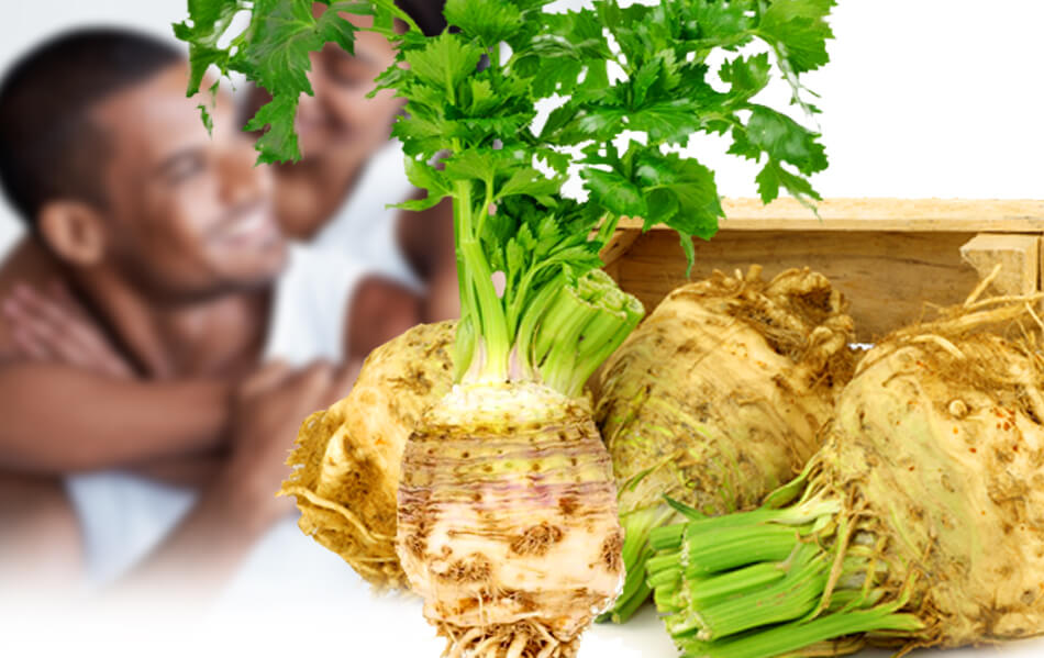 Benefits of Celery Root for Men, for Women