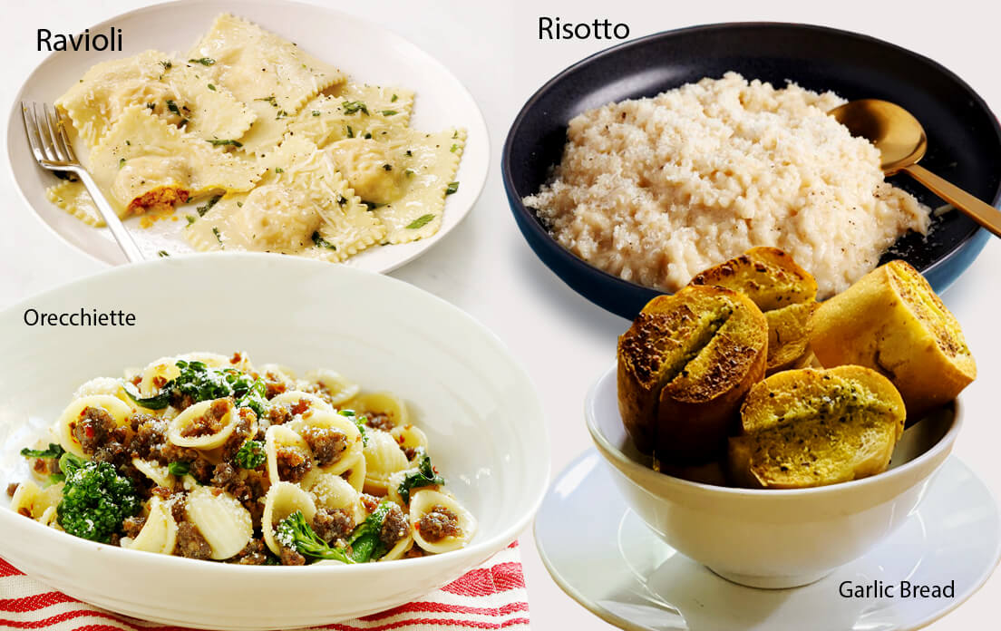 Best italian side dishes to Serve