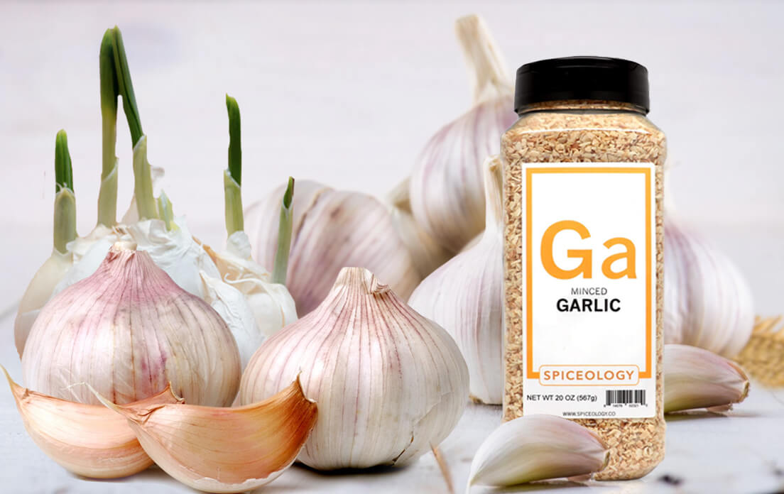 how much garlic