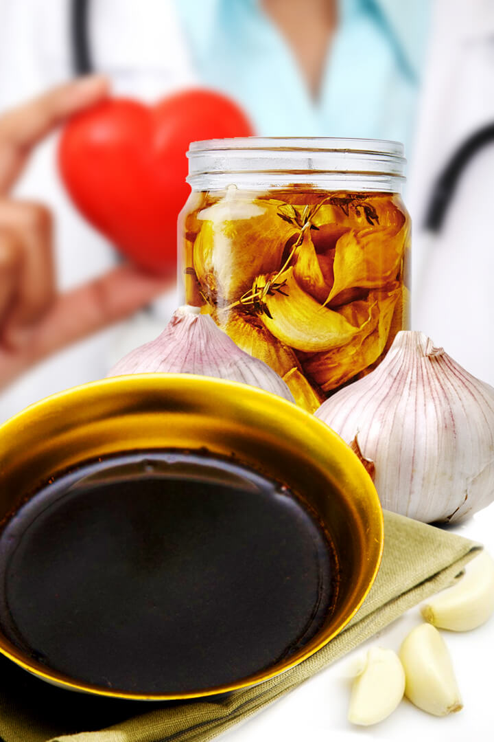 Did You Know? The Black Garlic Oil Benefits In Cooking
