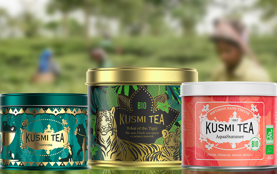Discover The Benefits of Kusmi Tea, and Does Tea Expire?