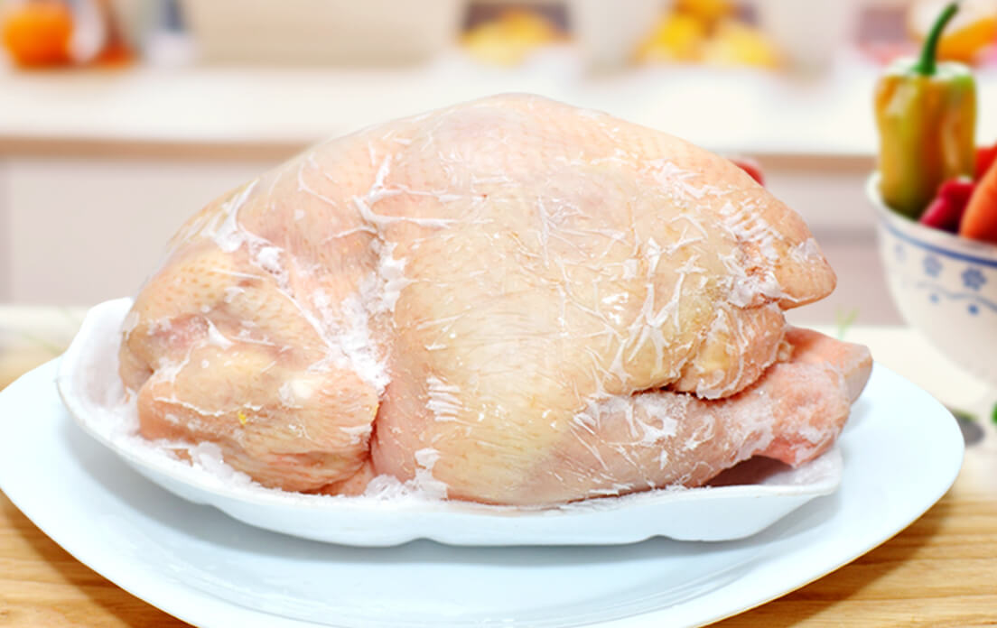 How Long is Frozen Chicken Good For? Here are tips for keeping it longer