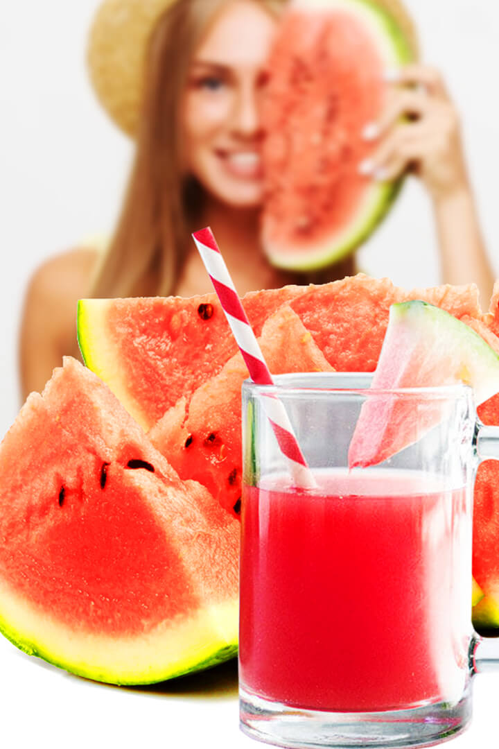 Is Watermelon Good For Eyes, For Gout and For Type 2 Diabetes To