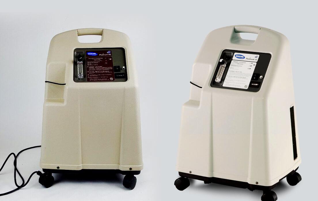 Xl 5-Liter Platinum Oxygen Concentrator