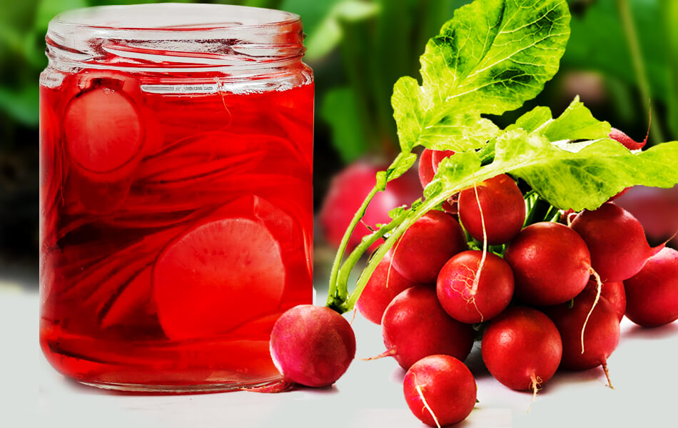 Radishes Health Benefits For Thyroid, For Diabetics and For Men