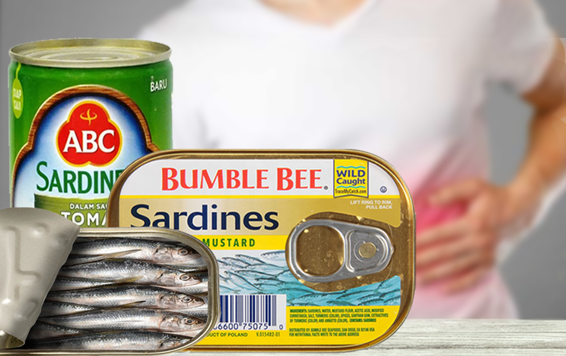 Sardines health benefits for the liver, for men, and women