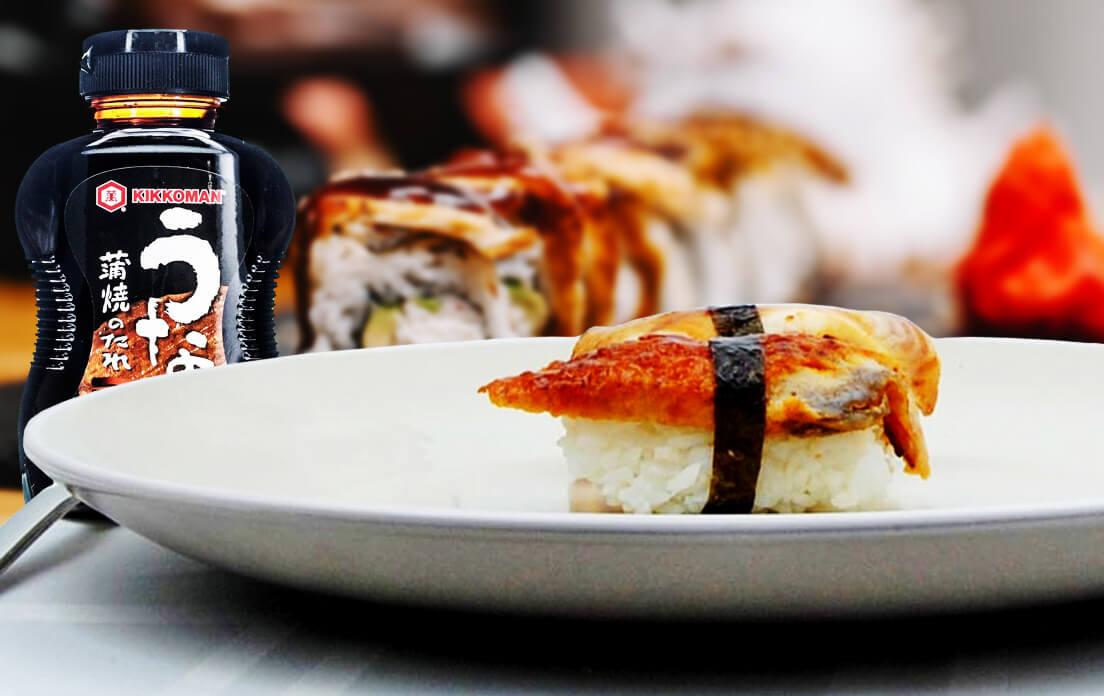 Secret Fact: Eel Sushi