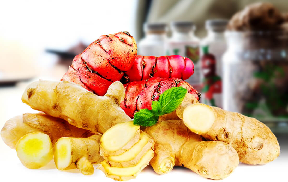There are many benefits of stem Ginger, how to make it