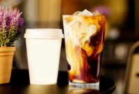 Vanilla Sweet Cream Cold Drink Brew
