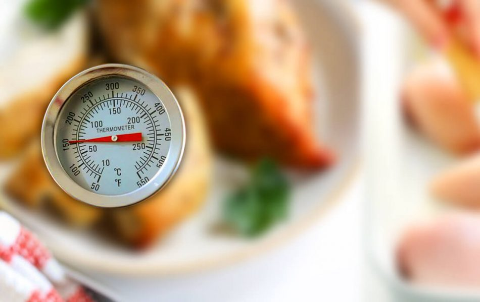 what temperature is chicken breast done?