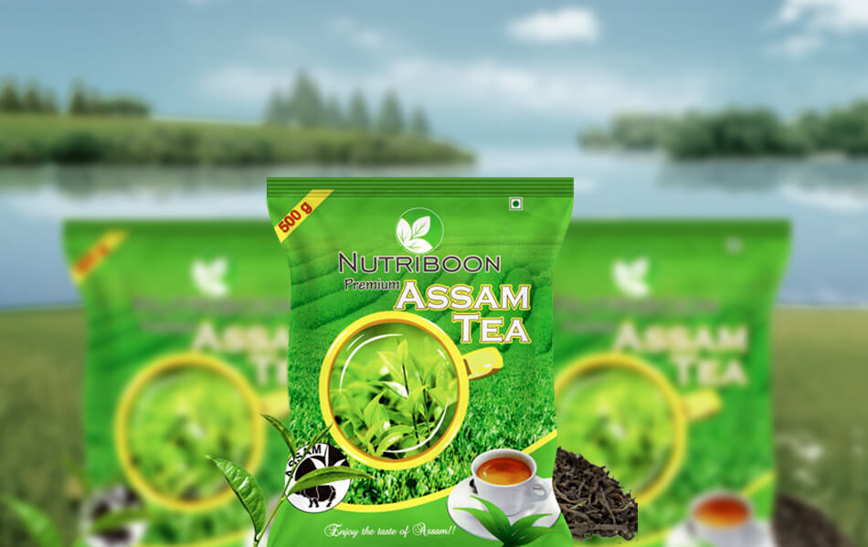 What is Difference assam tea with assam black tea? and what are the benefits?